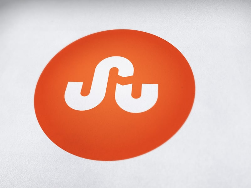 new StumbleUpon logo in vector format